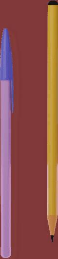 Ponte de duas canetas