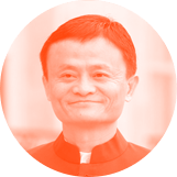 Jack Ma, fundador do Grupo Alibaba