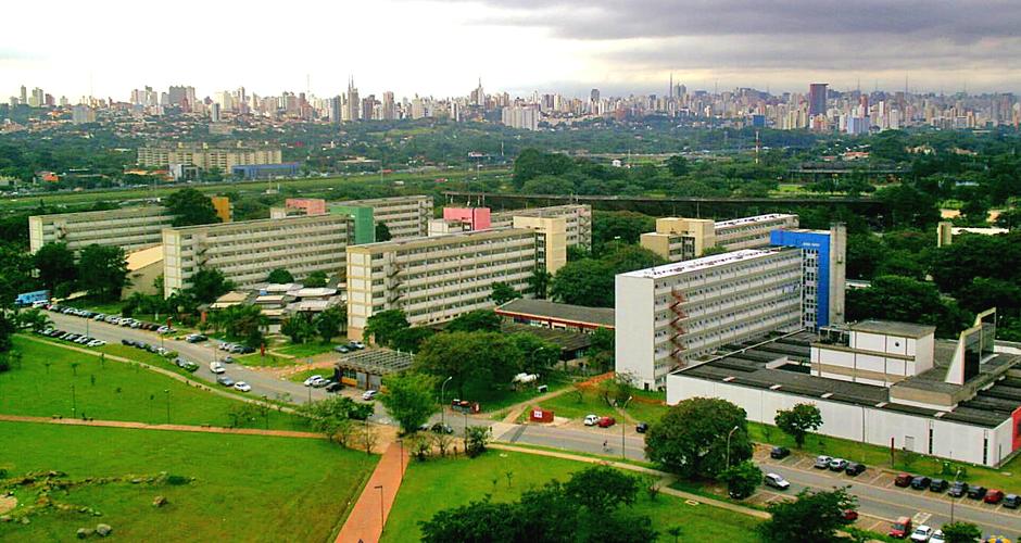 1° Universidade de São Paulo (USP)