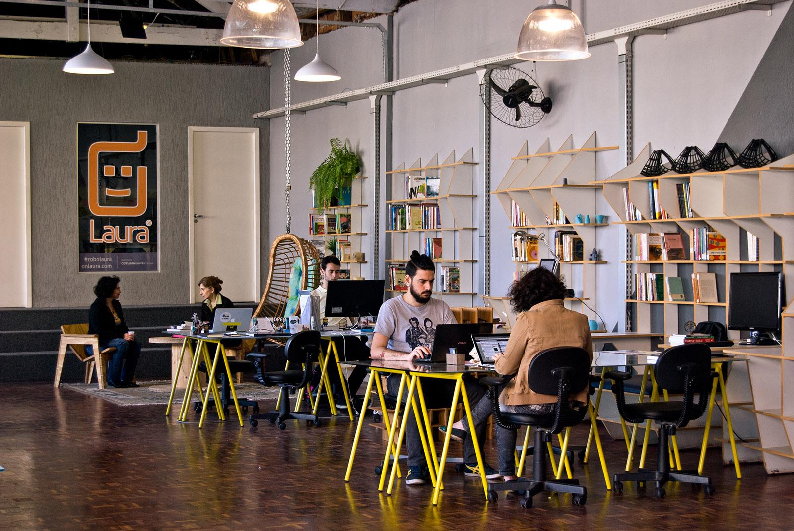 5 espaços de coworking que refletem o novo mercado de trabalho