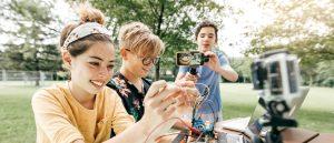 Como um professor usou o audiovisual na escola para aguçar a criatividade dos alunos
