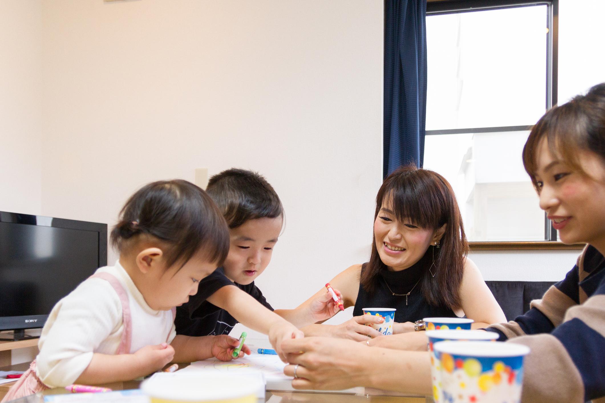 3. Os pais podem visitar a sala de aula...