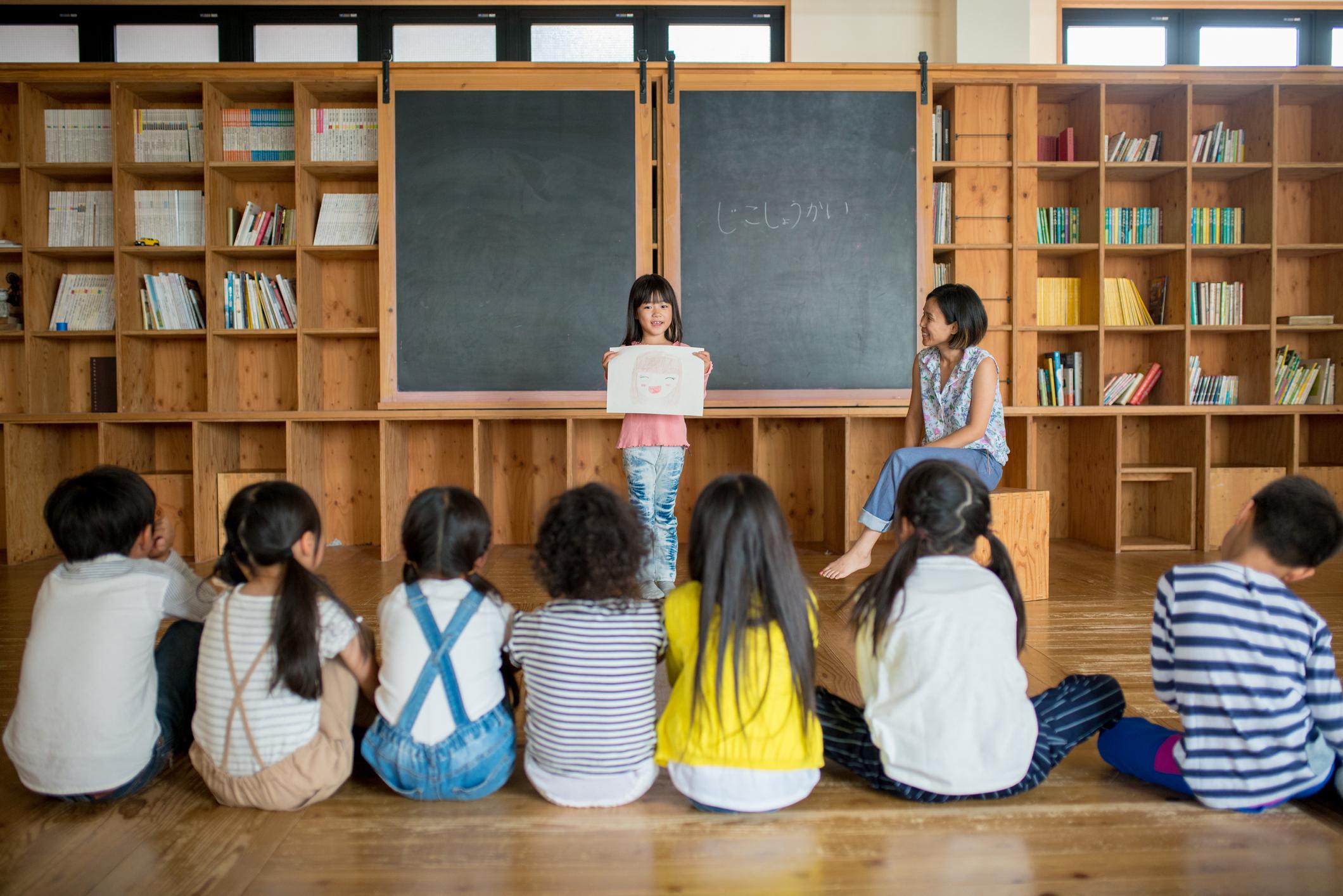 2. A educação no Japão tem forte ensino moral