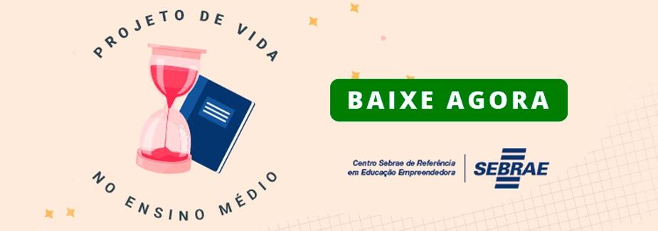 E-book Projeto de Vida