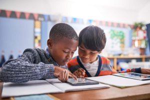 Um tablet em sala de aula – como criar um ambiente de aprendizagem móvel