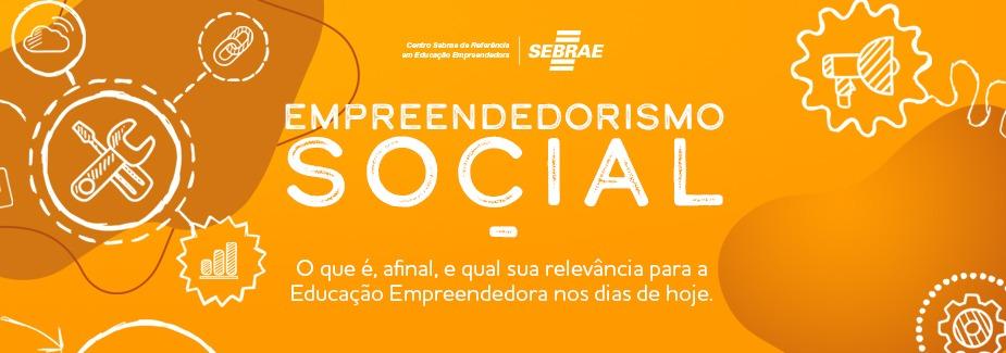 E-book Empreendedorismo Social