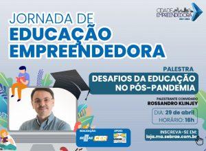 DESAFIOS DA EDUCAÇÃO PÓS-PANDEMIA