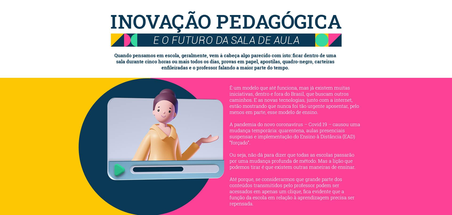 Inovação Pedagógica