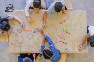 Como a Educação Empreendedora auxilia na aplicação do Ensino Colaborativo