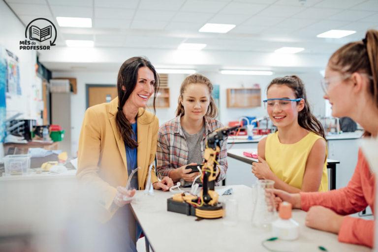 Educadores do futuro: veja as tendências e como se preparar
